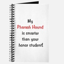 My Pharaoh Hound is smarter... Journal