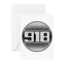 918 Cars Greeting Cards (Pk of 10)
