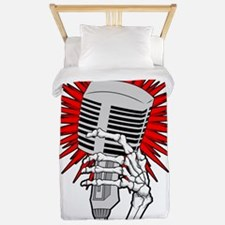 Rockabilly Microphone Twin Duvet