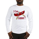 Paddle Faster Long Sleeve T-Shirt