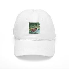 Paddle Faster Baseball Cap