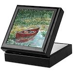 Paddle Faster Keepsake Box