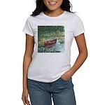 Paddle Faster Women's T-Shirt