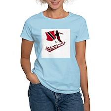Soca Warriors Women's Pink T-Shirt