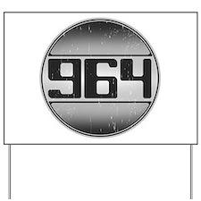 964 Cars Yard Sign
