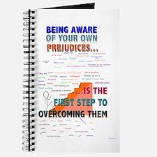 1st Step to Overcoming Prejudice Journal