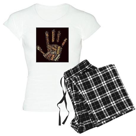 Carrie's CRPS Awareness des Women's Light Pajamas