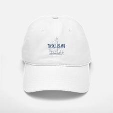 Topsail Island - Baseball Baseball Cap