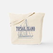Topsail Island - Tote Bag