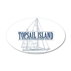 Topsail Island - Wall Decal