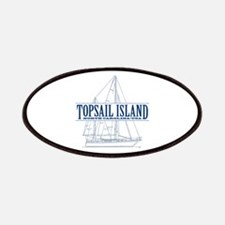 Topsail Island - Patches