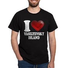 I Heart Vasilyevsky Island T-Shirt