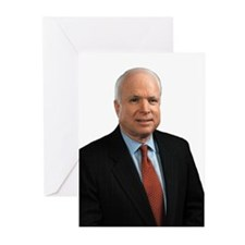John McCain Greeting Cards (Pk of 10)