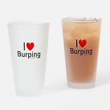 Burping Drinking Glass