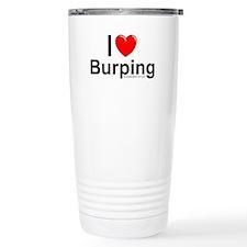 Burping Travel Mug