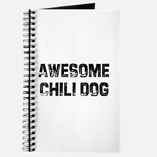 Awesome Chili Dog Journal