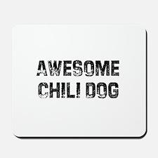 Awesome Chili Dog Mousepad