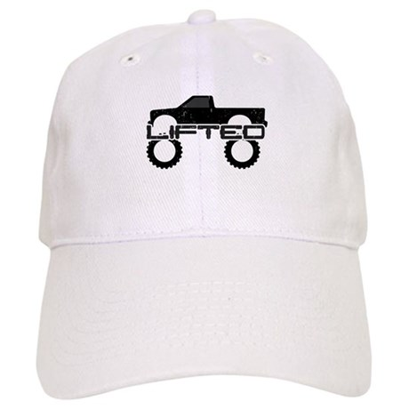 Lifted Pickup Truck Cap