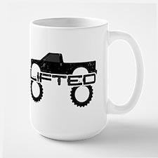 Lifted Pickup Truck Mug