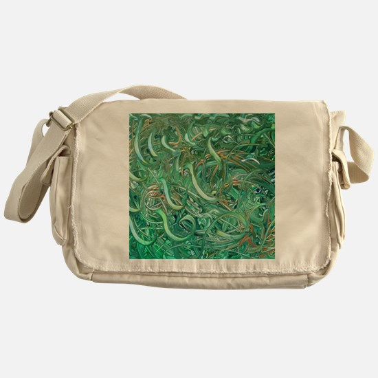 Sea Brilliance Messenger Bag