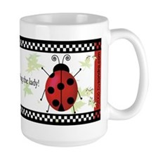 ... Ladybug Mug