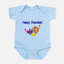 Happy Chanukah Body Suit