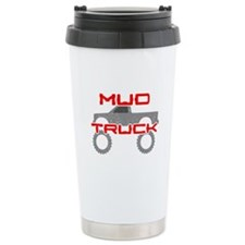 Mud Truck Travel Mug
