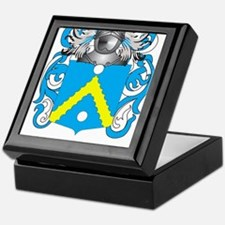 Otis Coat of Arms (Family Crest) Keepsake Box