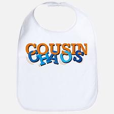 cousin chaos Bib