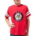 OESgeorgia copy Youth Football Shirt