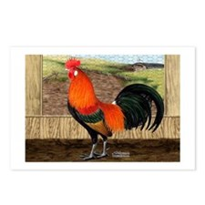 Hen House Hero Postcards (Package of 8)