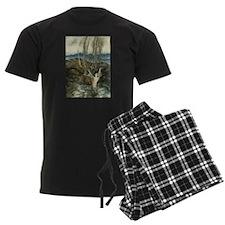 Colvill Mermaid Pajamas