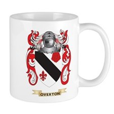 Overton Coat of Arms (Family Crest) Mugs