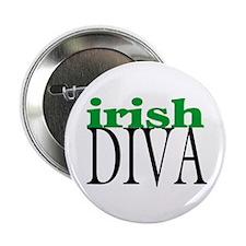 Irish Diva Button