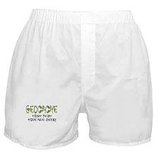Geocache Boxer Shorts