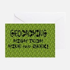 Geocache Greeting Cards (Pk of 10)