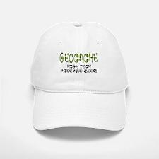 Geocache Baseball Baseball Cap