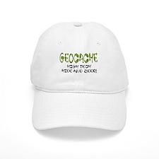 Geocache Baseball Cap