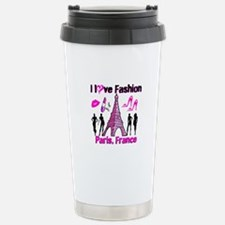 FRENCH FASHION Stainless Steel Travel Mug