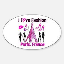 FRENCH FASHION Decal