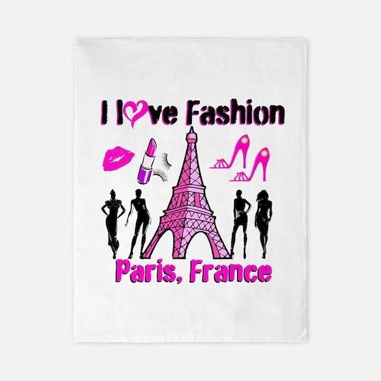 FRENCH FASHION Twin Duvet
