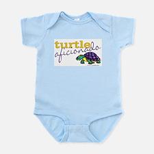 Turtle Aficionado Infant Bodysuit
