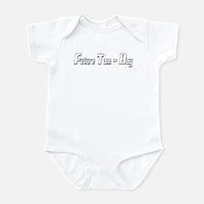 Future Tom-Boy Infant Bodysuit
