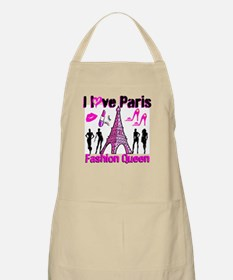 COUTURE QUEEN Apron