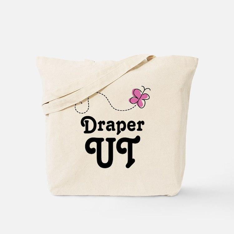 Draper Utah Tote Bag