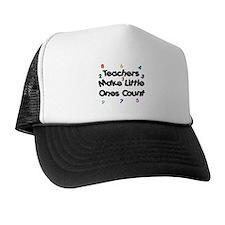 Teacher Count Hat