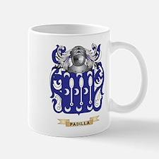Padilla Coat of Arms (Family Crest) Mugs