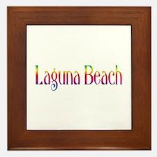 Laguna Beach Framed Tile