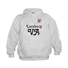 Leesburg Virginia Hoodie