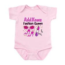 FASHION QUEEN Infant Bodysuit